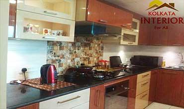 Kitchen Interior Design Cost Kolkata Interior Design